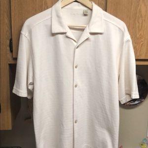NWOT Tommy Bahama Silk Button Down Shirt 👕